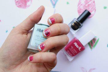letters beads-beauty-nailart-wassermelone-nagellack-watermelon-summer-nails-title