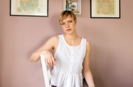 Letters and beads-fashion-nachhaltige_mode_1_euro_peplumtop_upcycling_herrenhemd_anleitung